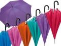 :Regenschirm Grande Auto. 65/8 hell einfärbig<br>Automatik