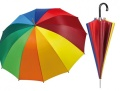 :Regenschirm Grande Auto. 65/12 multicolor   <br>Automatik